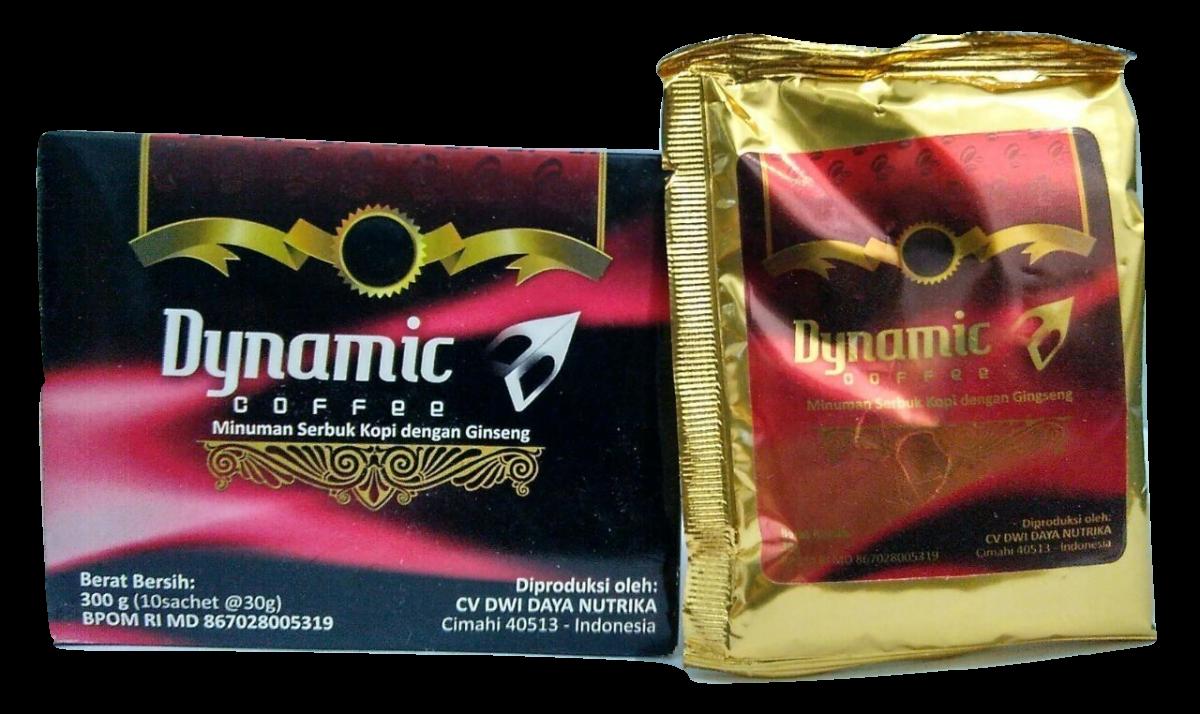 Dynamic Coffee (Kopi Kejantanan)